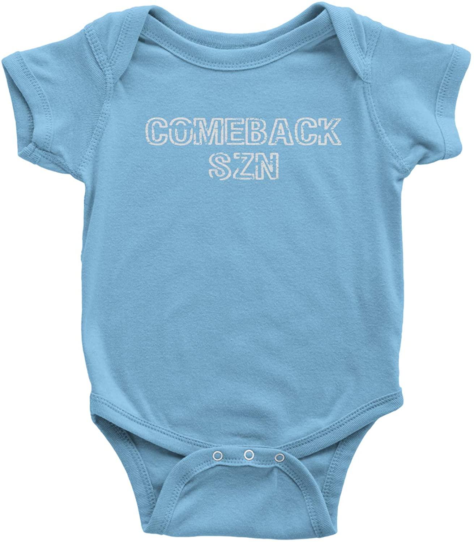 Expression Tees Comeback Szn Season Infant One-Piece Romper Bodysuit