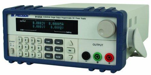 B&K Precision 9123A Single Output Programmable DC Power Supply, 5A, 30V