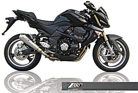 Motorize ZARD Rear Silencer Kawa Z 750, 07-, Stainless Steel, cat.