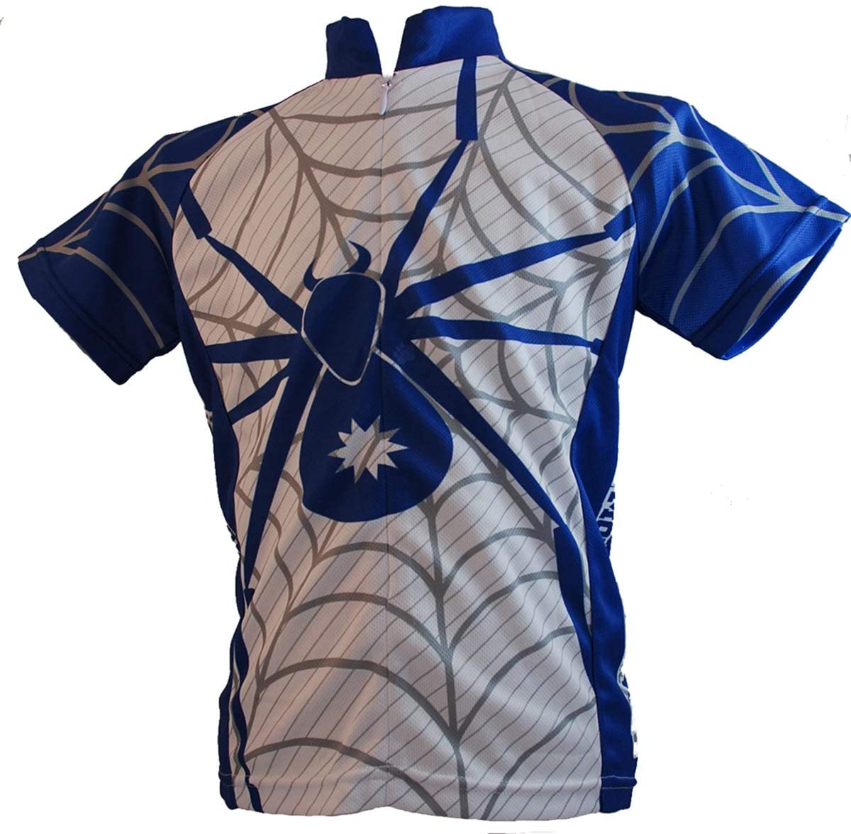 Rocky Mountain Rags Children's Spider Cycling Jersey