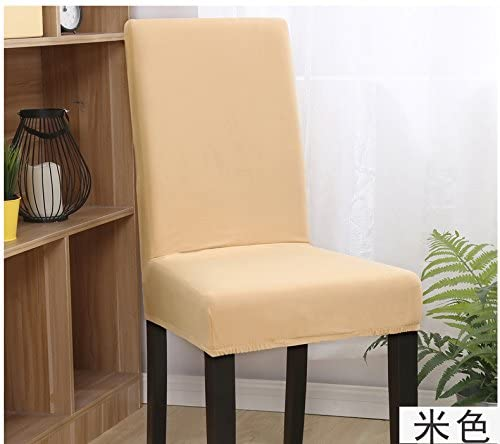 TDLC Pc office spring dining chairs set of Siamese chairs and modern minimalist seat back set of stools set of hotel chairs, beige