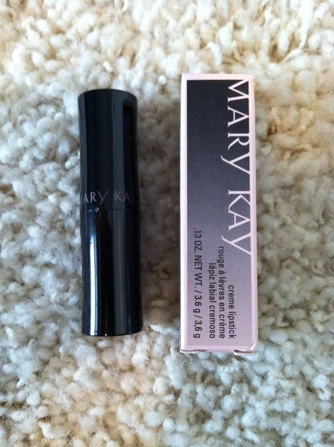 Mary Kay Creme Lipstick ~Toffee