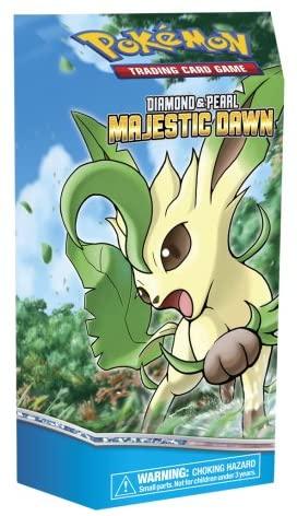 Pokemon Diamond & Pearl Majestic Dawn Theme Deck - Forest Force