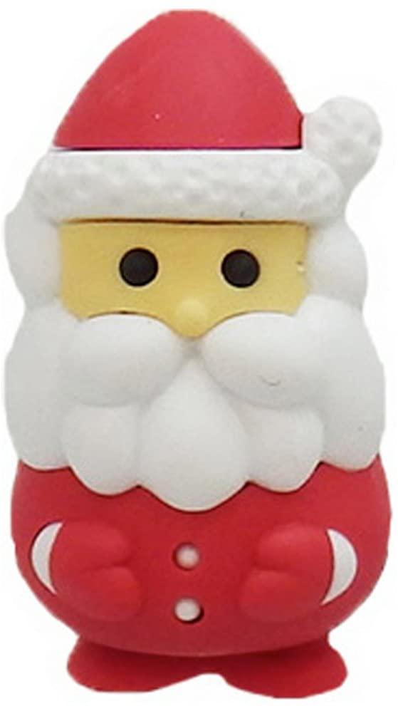 Iwako Red Santa Claus Japanese Eraser from Japan