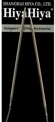HiyaHiya Circular 47 inch (120cm) Steel Knitting Needle Size US 2 (2.75mm) HISTCIR47-2