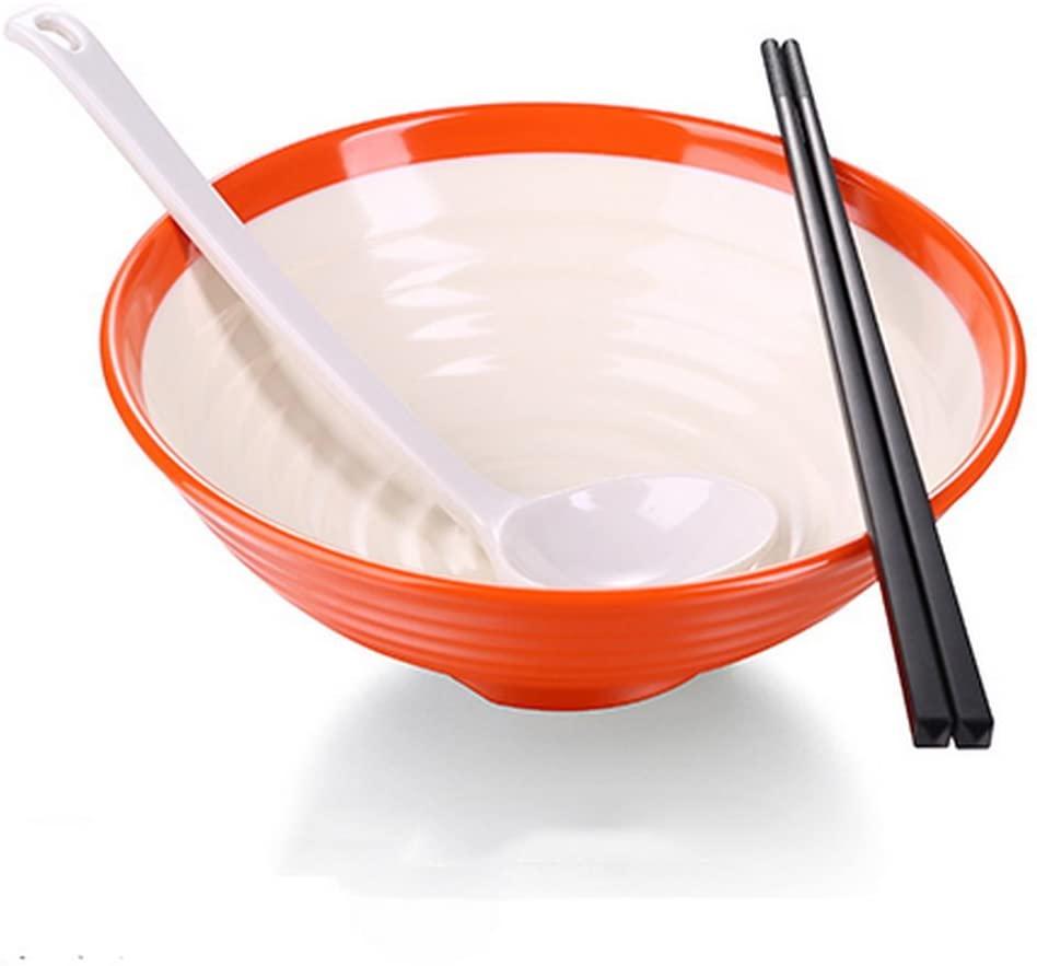 donfohy Ramen bowl bowl soup bowl bowl bowl of beef noodles Cutlery Set