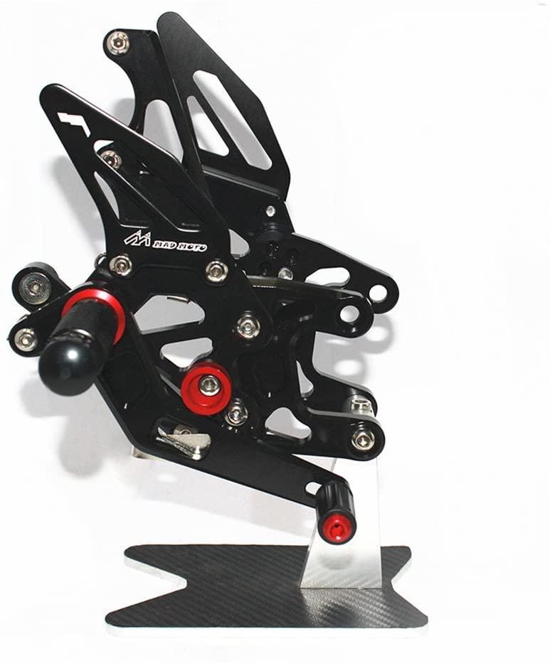 Rearsets Rear Sets Footpegs CNC Adjustable For Honda CBR1000RR 2012-2017 2015 2016