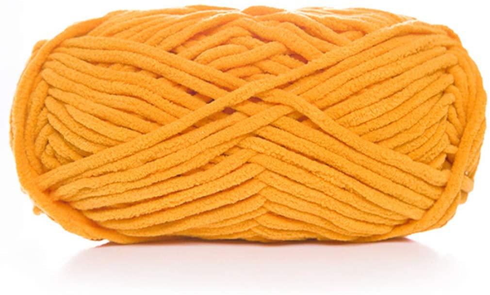 minansostey 100g/Ball Crochet Line Yarn Sweet Bright Candy Color DIY Cushion Baby Toy Doll Sweater Scarf Hand Knitting Thread