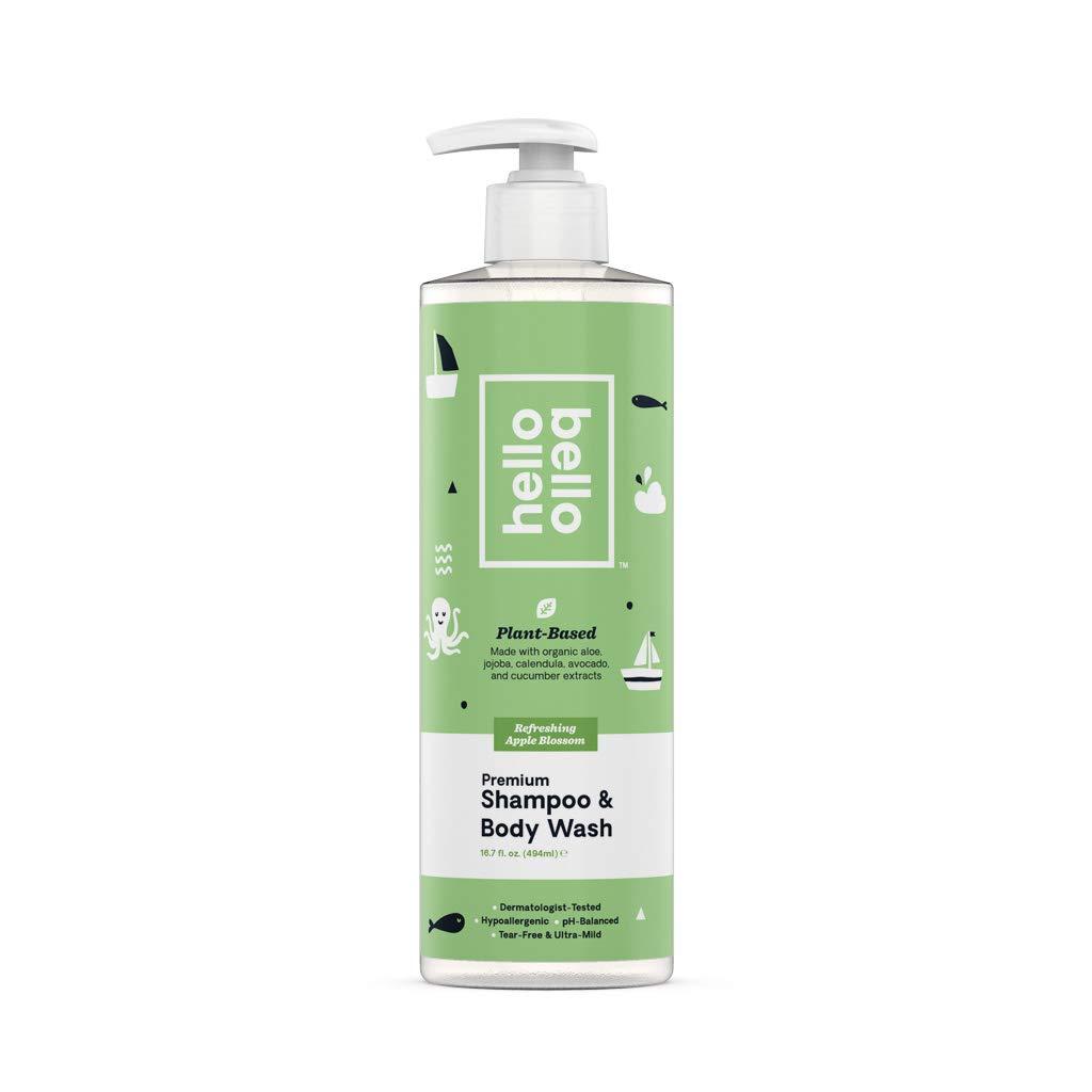 Hello Bello Baby Shampoo/Wash Apple Blossom 16.7oz (Pack of 1)