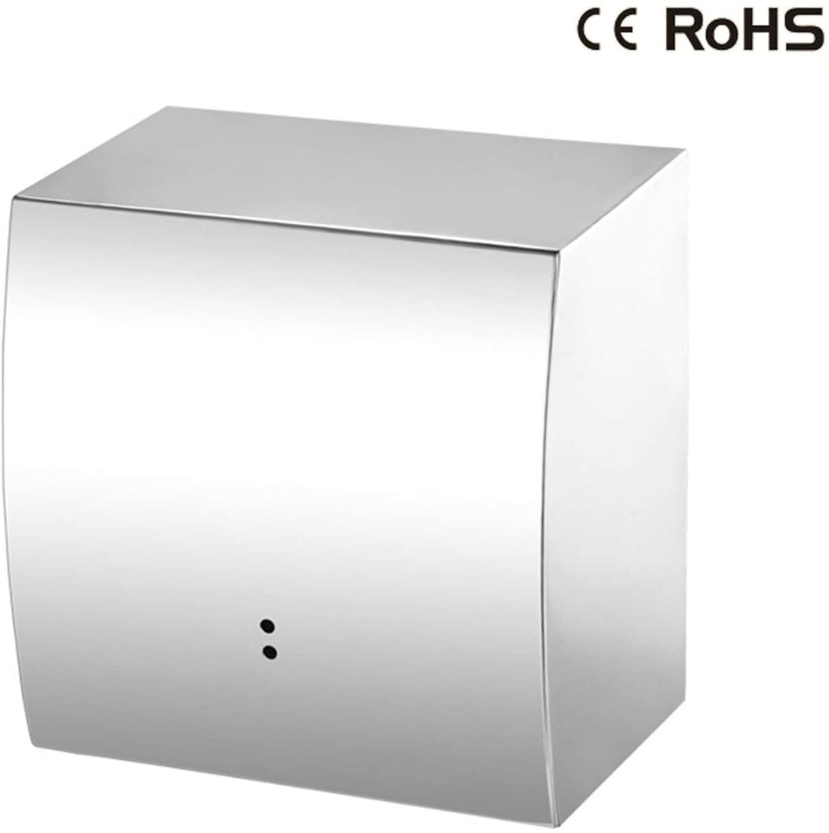 XIAOTIAN 304 Stainless Steel Induction high Speed Hand Dryer, Hotel Wall-Mounted
