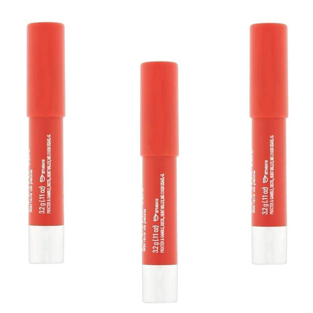 Pack of 3 CoverGirl Jumbo Gloss Balm Creams, 300 Nectarine Dream