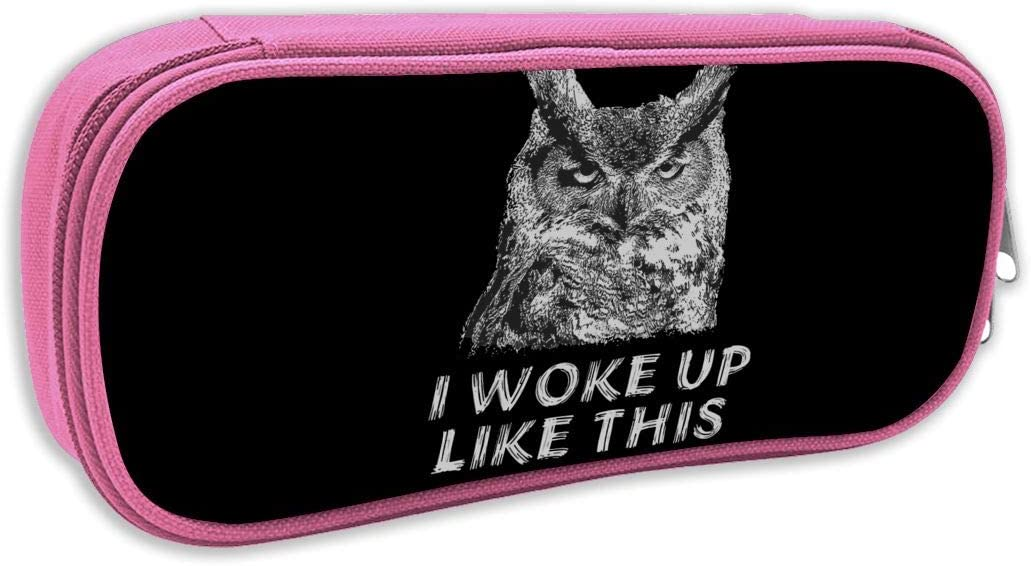 I Washed Up Like This Stationery Box Pencil Case Adult Office Pencil Case Zipper Pencil Case