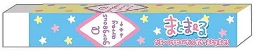Q-Lia Long Stick Eraser from Japan - a Gorgerous Array Pattern