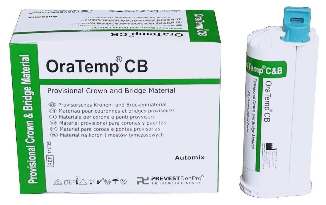 Prevest DenPro Oratemp C&B Temporary Bridge Material
