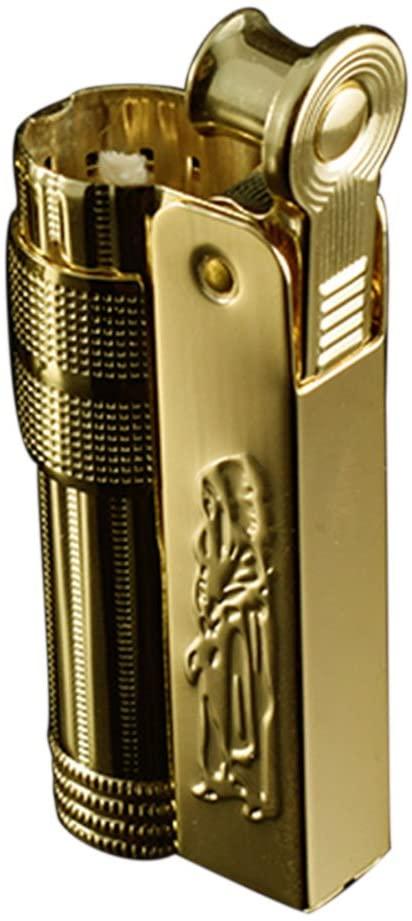 Classical IMCO6700 Kerosene Lighter Old Man Pattern