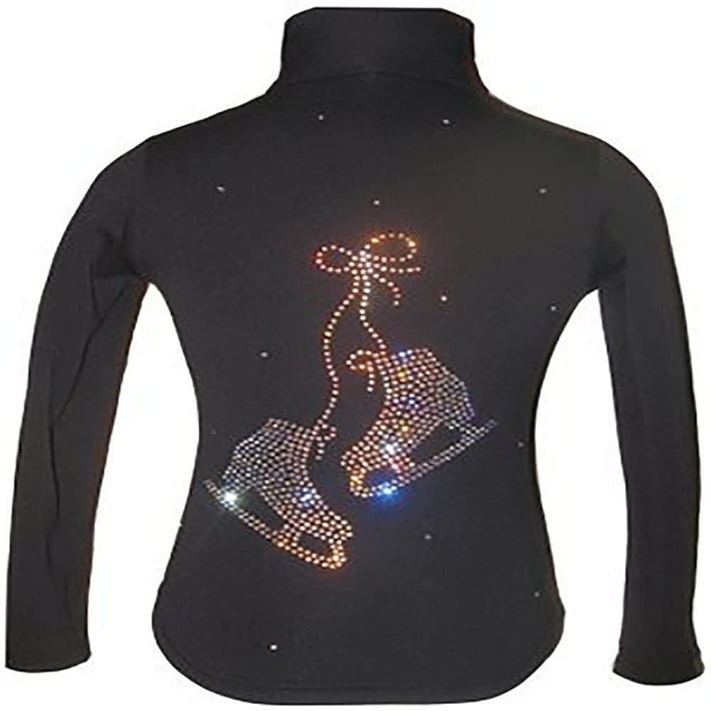 Ice Fire Jacket - Double Skate (Adult X-Small)