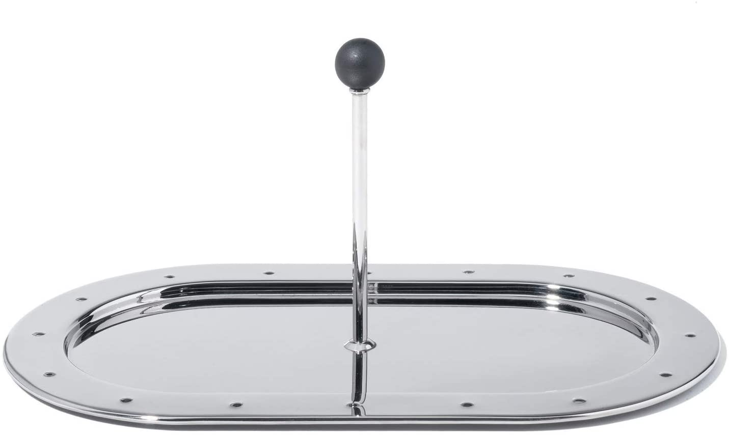 Michael Graves Small Tray Sugar and Cream Caddy by Alessi
