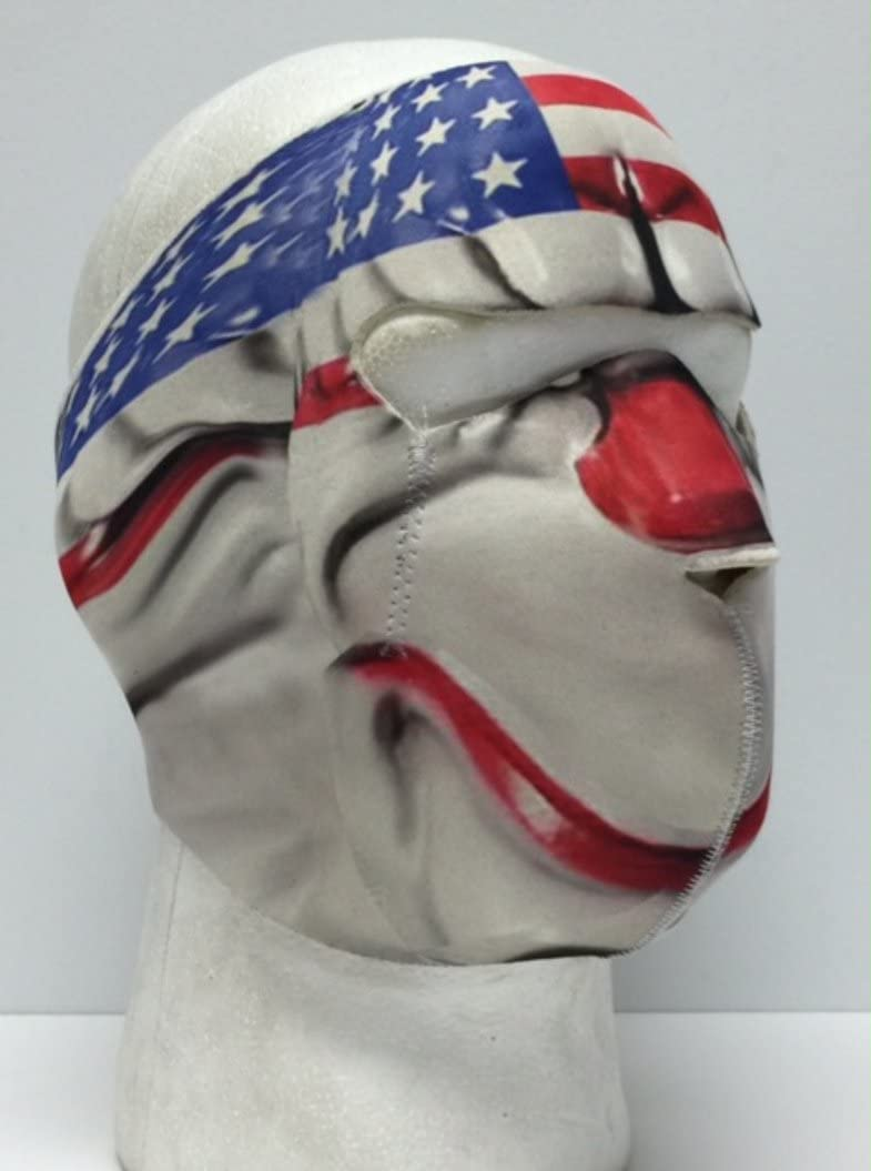Bank Robber Neoprene Motorcycle Full Face Ski Mask