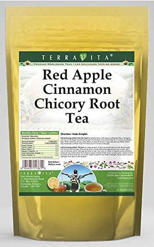 Red Apple Cinnamon Chicory Root Tea (50 Tea Bags, ZIN: 566299) - 2 Pack