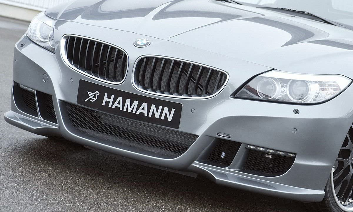 EuroActive BMW E89 Z4 2009+ Hamann Brand Genuine Front Bumper with LED DRLs OEM New