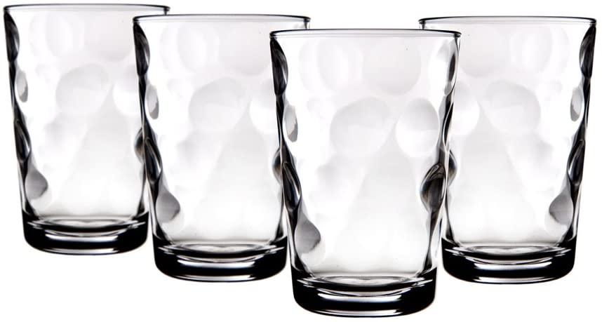 Home Essentials 335 Eclipse 7oz Juice Glass Set of 4