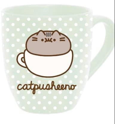 Pusheen Mint Catpusheeno 18 oz Mug