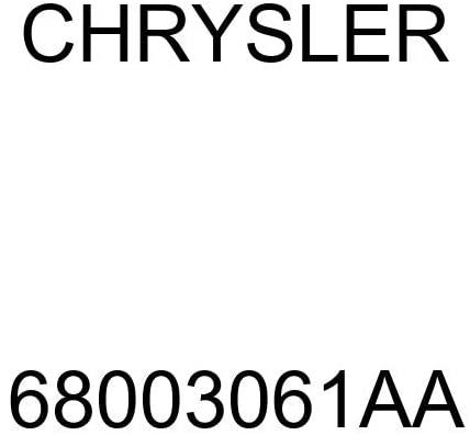 Chrysler Genuine 68003061AA Seat Cushion Frame