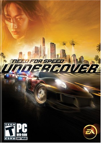 Need for Speed: Undercover - PC