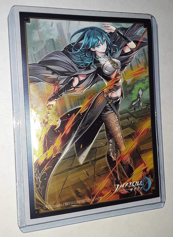 Fire Emblem 0 Cipher 1 Single Card Sleeve - Byleth (Female)
