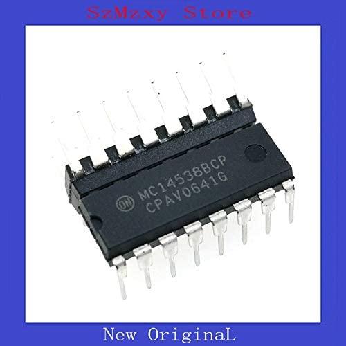 Davitu Electrical Equipments Supplies - 5PCS/LOT New MC14538BCP MC14538 15438