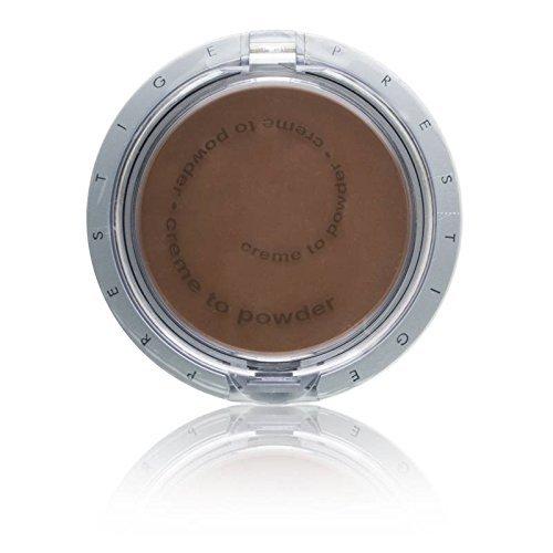 Prestige Touch Tone Cream to Powder Make-Up Compact Creme CM-09A Molasses