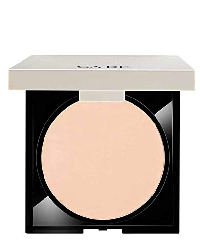 Longevity Second Skin Pressed Powder 12 Hour Wear By GA-DE COSMETICS - 505 Light