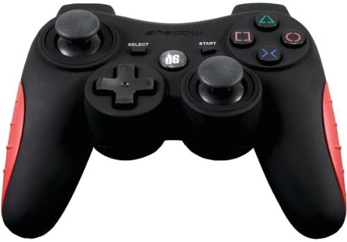 DREAMGEAR DGPS3-3859 PlayStation(R)3 Shadow Wireless Controller with Rumble