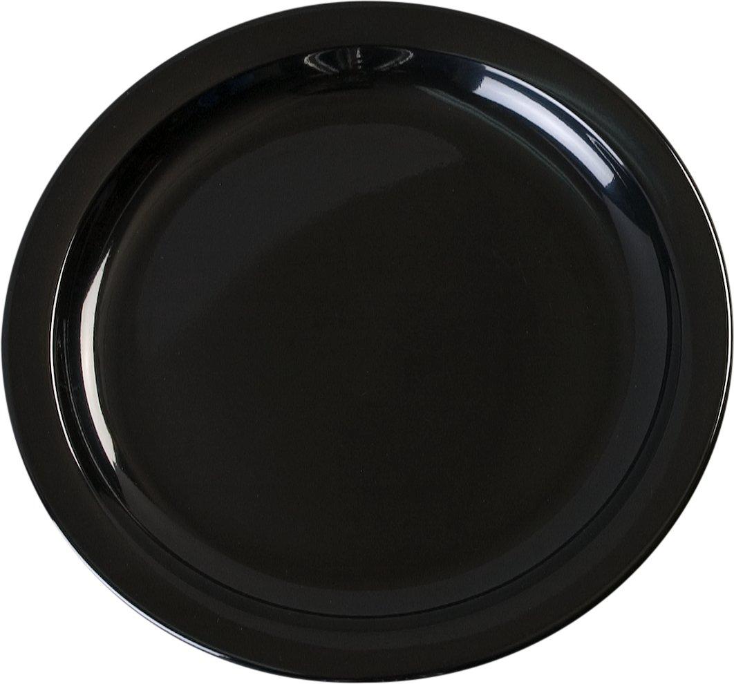 Carlisle KL20103 Kingline Melamine Sandwich Plate, 7.25
