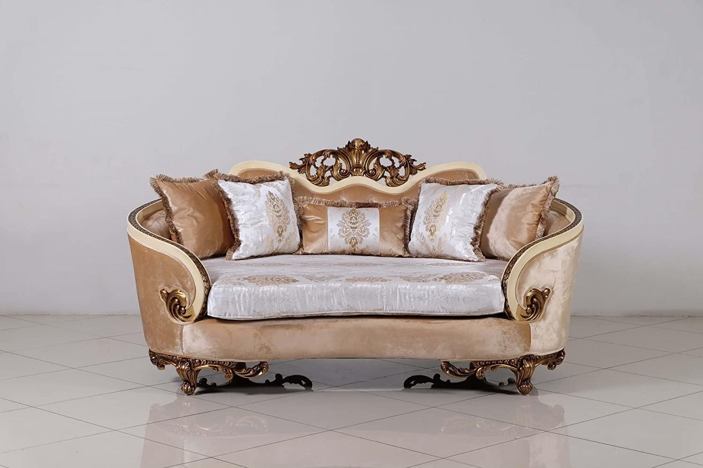 European Furniture Rosabella Loveseat