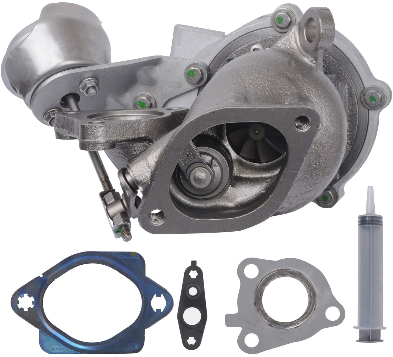 A1 Cardone 2T-223 Remanufactured Turbocharger, 1 Pack