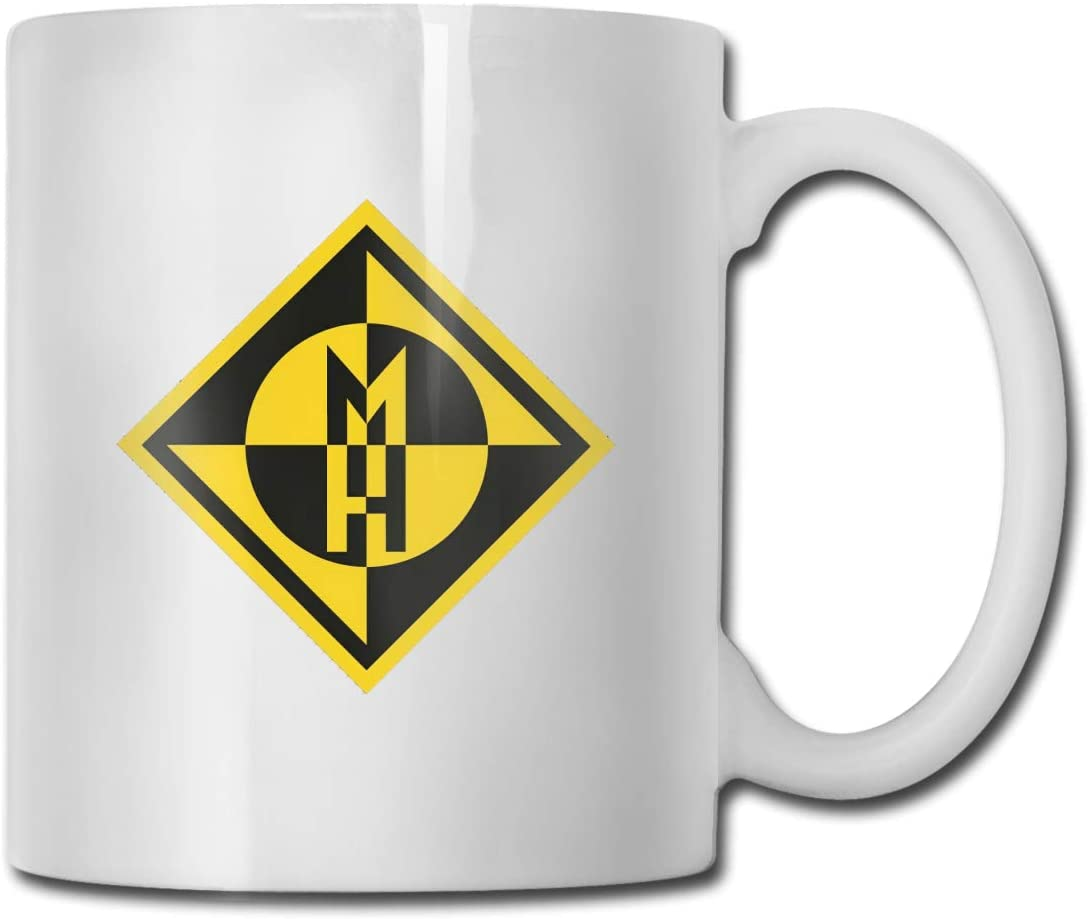 Machine Head Interesting Classic Ceramic Coffee Cups, Tea Cups, Mugs, Office and Home