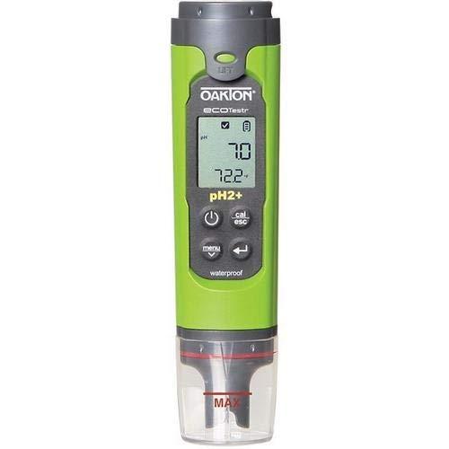 Oakton WD-35423-01, EcoTestr pH2+ Pocket pH Meter (Pack of 3 pcs)