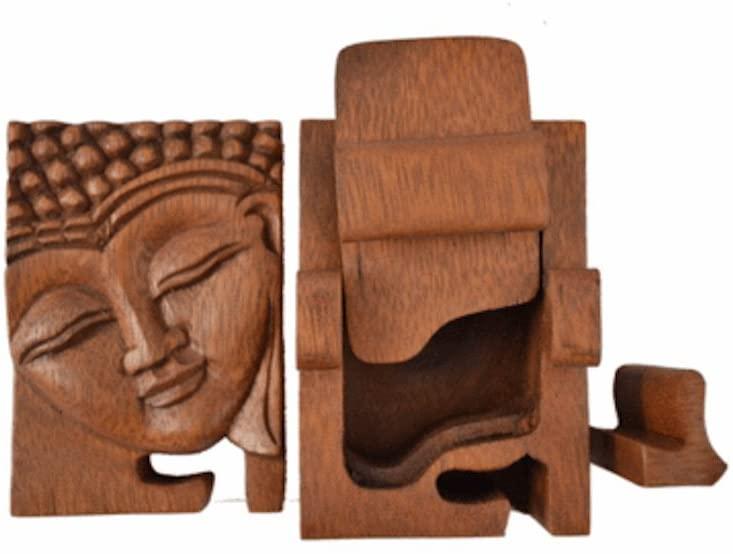 Buddha Jewelry Puzzle Box