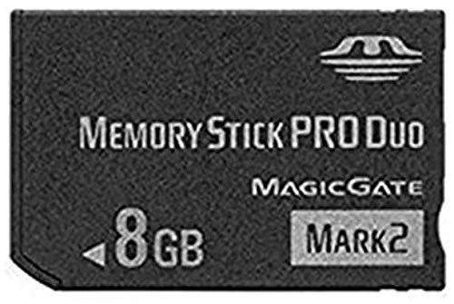 Memory stick pro duo 8GB mark2 PSP memory card …