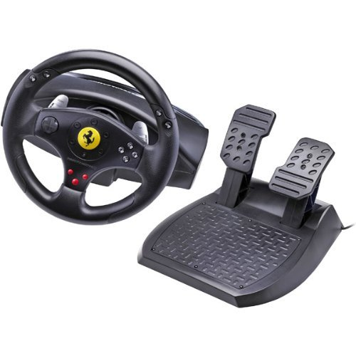 Ferrari? GT Experience Racing Wheel for PS3? and PC
