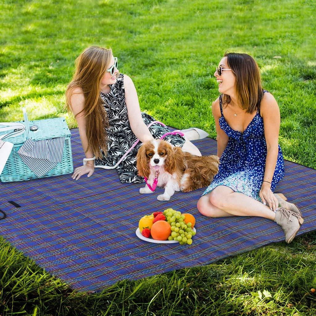 Portable Extra Large Waterproof Outdoor Beach Mat Park Picnic Blanket Mattress