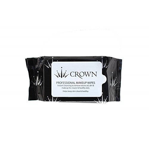Crown Professional Make Up Removal Wipes - 30pk