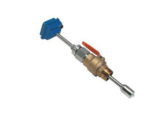 Seametrics EX250B Hot Tap Adjustable Depth Insertion Magmeter, Brass, 10