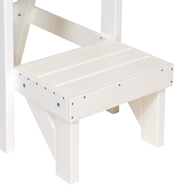 BLARIX Guard Chair Platform (White)