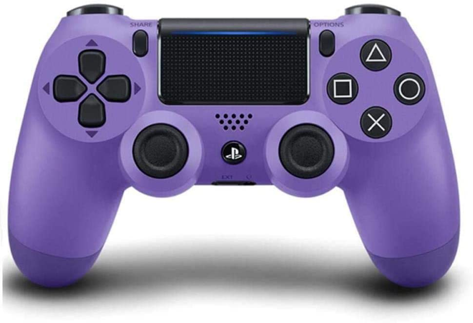 Playstation 4 Wireless Controller (Electric Purple)