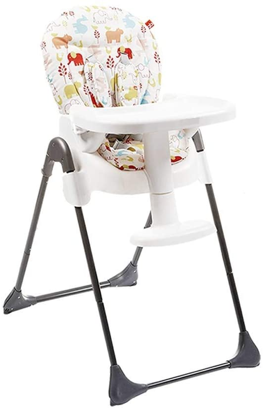 DIAOD Baby Dining Chair, Fold Convertible High Chair Converts to Dining Booster Seat, Kids Table and More