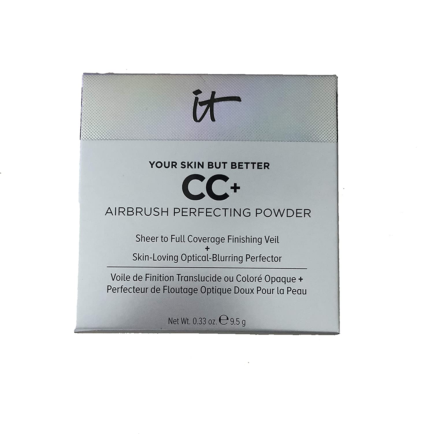It Cosmetics Your Skin But Better CC+ Airbrush Perfecting Powder - Light
