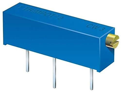 Trimmer Resistors - Through Hole 20ohm 3/4quot; 10% Sealed Mutlti Turn - Pack of 10 (3006Y-1-200LF)