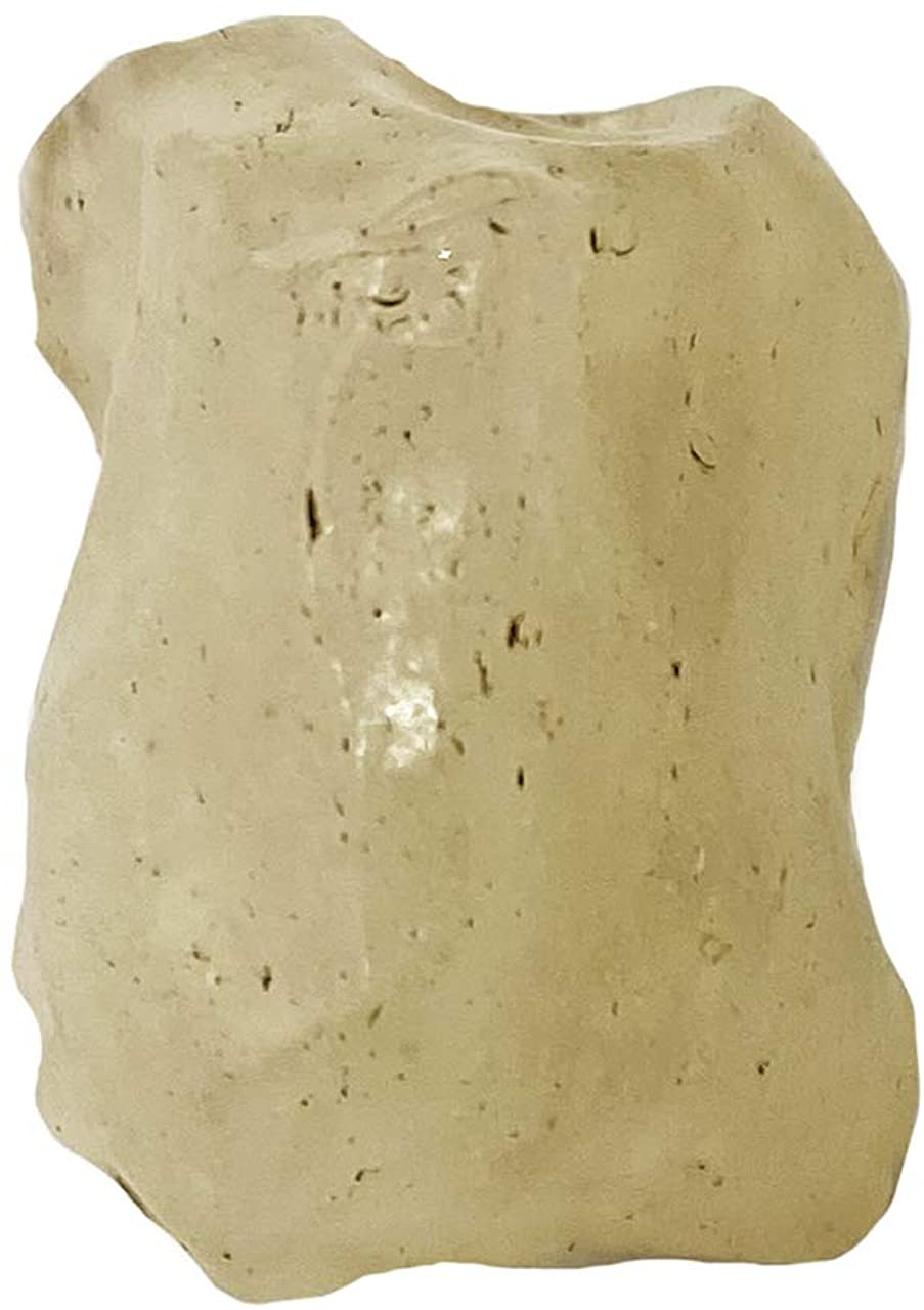 Golden Tektite Libyan Desert Glass 10-25 Carat Stone - One Piece